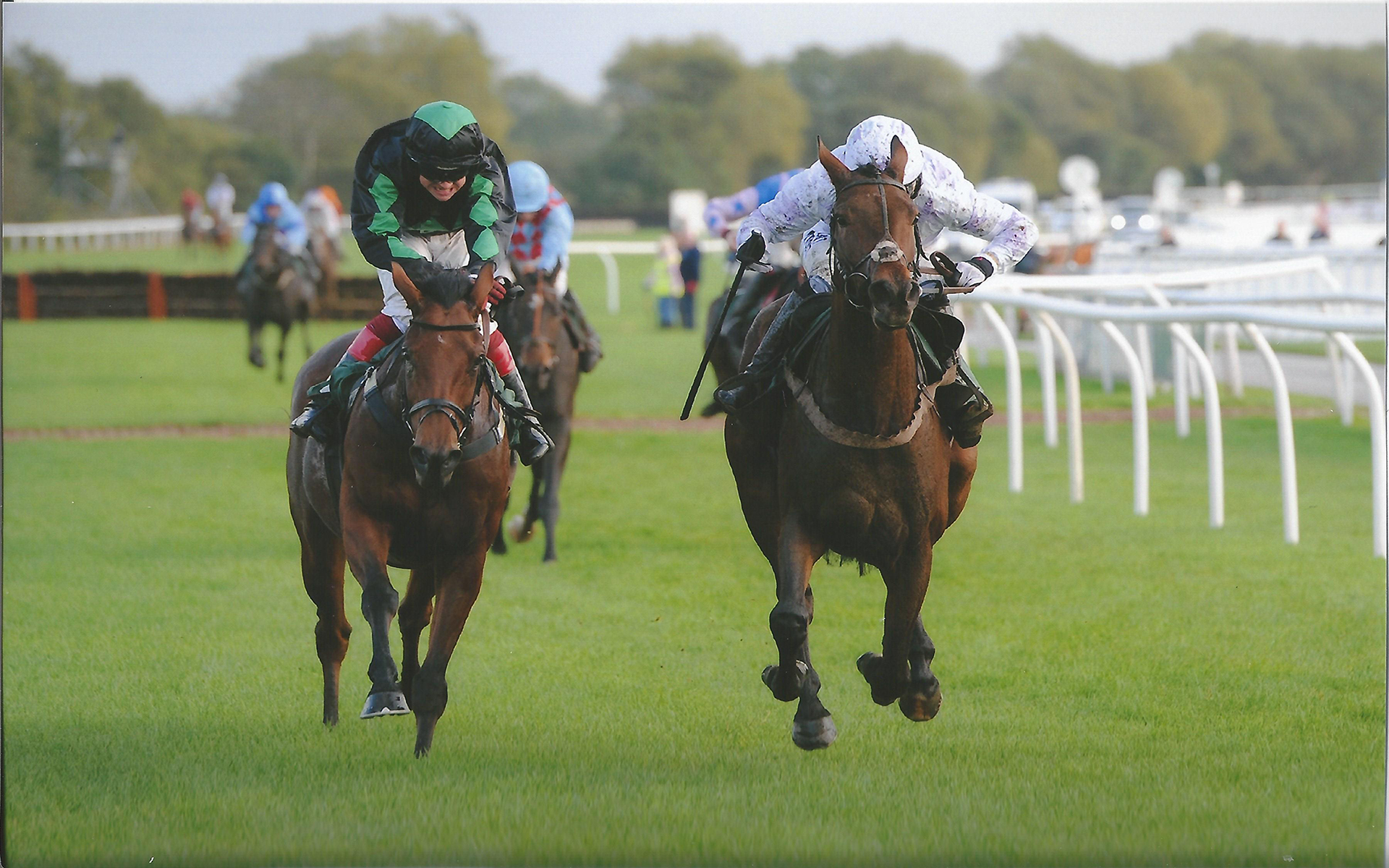 Ashes House at Uttoxeter   Syndicate Racehorse Ownership - Diamond Racing